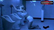 Victoria Tennant Tied in Men's Toilet – The Handmaid'S Tale