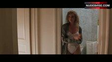 Charlize Theron Lingerie Scene – Devil'S Advocate