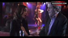 Anne Azoulay Bare All During Striptease – Lea