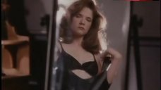 Lea Thompson in Sexy Lingerie – Tales From The Crypt