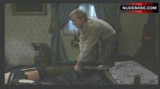 1. Dyanne Thorne Lingerie Scene – Ilsa, She Wolf Of The S.S.