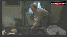 2. Dyanne Thorne Lingerie Scene – Ilsa, She Wolf Of The S.S.