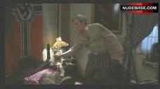 7. Dyanne Thorne Lingerie Scene – Ilsa, She Wolf Of The S.S.