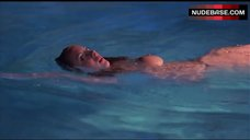 Eva Amurri Martino Naked in Pool – Californication