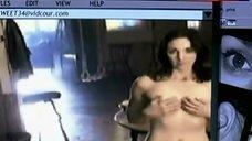10. Robin Brule Shows Boobs – Bliss
