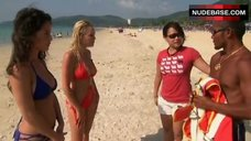 Bridget Marquardt in Red Bikini – Bridget'S Sexiest Beaches