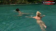 Bridget Marquardt Nude in Pool – Bridget'S Sexiest Beaches