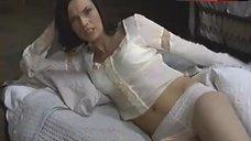 Famke Janssen in Panties – I Spy