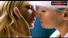 Famke Janssen Lesbian Kiss – Nip/Tuck