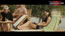 Olivia Wilde in Black Bikini – Bobby Z