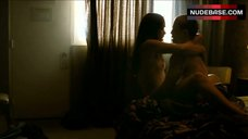 Olivia Wilde Boobs Scenes – Deadfall