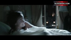 10. Olivia Wilde Naked in Hotel – Third Person