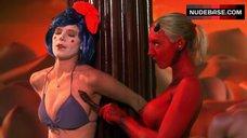 Robin Sydney in Nude Scene – Evil Bong 666