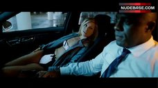 Ali Larter Stripping in Car – Obsessed