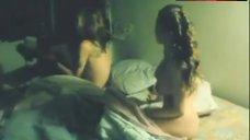 Anna Levine Nude in Bed – Fiona