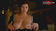 Aida Turturro Nude Boobs – Illuminata