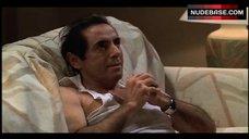 8. Aida Turturro Sex Scene – The Sopranos