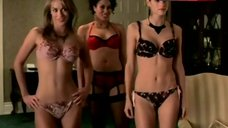 Missy Peregrym in Lingerie – Call Me: The Rise And Fall Of Heidi Fleiss: Unrated And Uncut