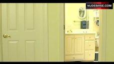 10. Starr Undressing in Bathroom – Boobie Trap