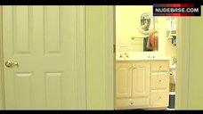 8. Starr Undressing in Bathroom – Boobie Trap