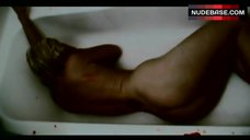 10. Starr Shows Naked in Shower – Boobie Trap