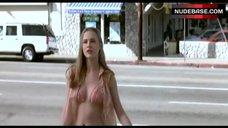 Evan Rachel Wood in Bikini Top – Down In The Valley