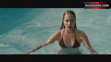 Evan Rachel Wood in Bikini – The Life Before Her Eyes