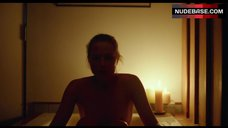Evan Rachel Wood in Bathtub – Into The Forest