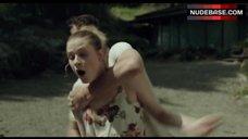2. Evan Rachel Wood Rape Scene – Into The Forest