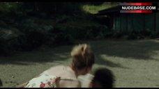 3. Evan Rachel Wood Rape Scene – Into The Forest