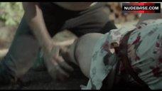 5. Evan Rachel Wood Rape Scene – Into The Forest
