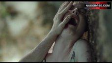 7. Evan Rachel Wood Rape Scene – Into The Forest