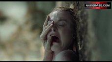 9. Evan Rachel Wood Rape Scene – Into The Forest