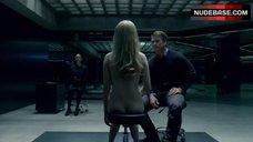 Evan Rachel Wood in Naked Scene – Westworld