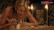 7. Diana Glenn Naked in Bathroom – Satisfaction