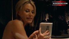 8. Diana Glenn Naked in Bathroom – Satisfaction