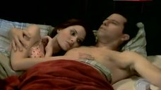 April Bowlby Lingerie Scene – Two And A Half Men