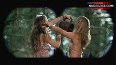 Christina Moore Bikini Scene – Without A Paddle
