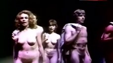Raina Barrett Group Nudity – Oh! Calcutta!