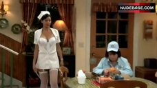 Constance Marie in Sexy Nurses Uniform – George Lopez