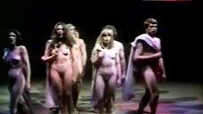 Patricia Hawkins Nude Performans – Oh! Calcutta!