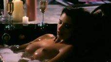Amy Weber Lesbian Scene in Bathtub – Forbidden Games