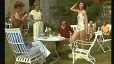 Fanny Ardant Lingerie Scene – The Woman Next Door