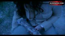 Leonor Varela Boobs Scene – Americano