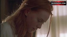 9. Alicia Witt Sex Scene – The Sopranos