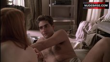2. Alicia Witt Hot Scene – The Sopranos