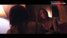 2. Alicia Witt in Black Bra – Joint Body