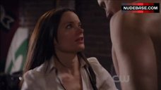 1. Gina Holden Hot Scene – Life Unexpected
