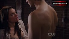4. Gina Holden Hot Scene – Life Unexpected