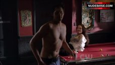 9. Gina Holden Hot Scene – Life Unexpected